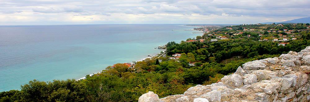 Дом дения остров Катерини